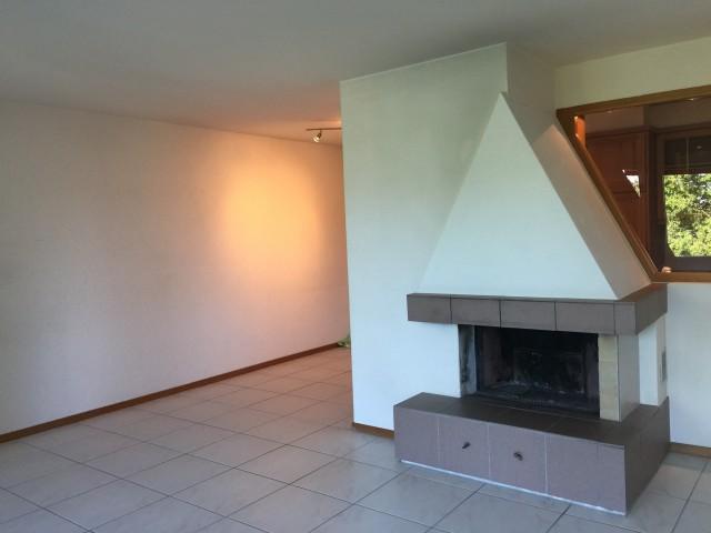 3 1/2 Zimmer Wohnung in Wander Bern mit Balkon und Cheminée 25510084