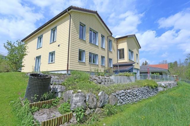 Grosses Einfamilienhaus am Ufer der Sitter! 21595414