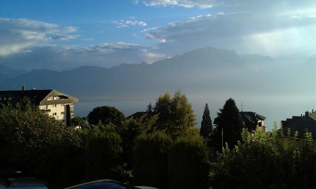 Chernex (Commune de Montreux) 4.5 pièces lumineux avec vue p 27432300