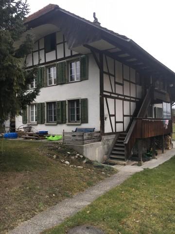 Ruhig gelegene Wohnung in Bauerhaus/Stöckli 27090312