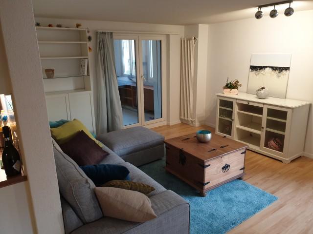 Schmucke Wohnung im Dorfkern von Wegenstetten 32792585