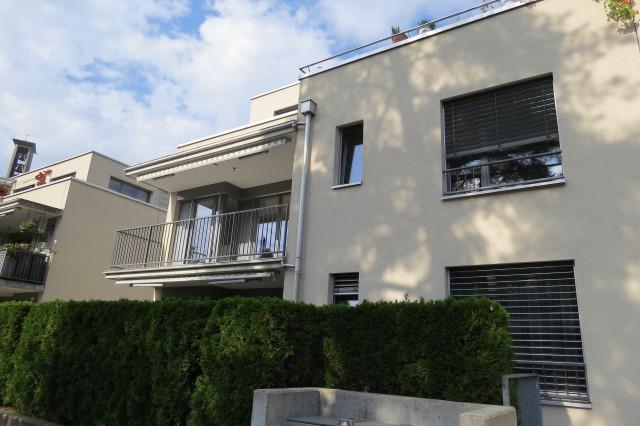 Grosszügige 4.5 Zimmer Wohnung in Riehen mit 2 Terrassen, 1  27402387