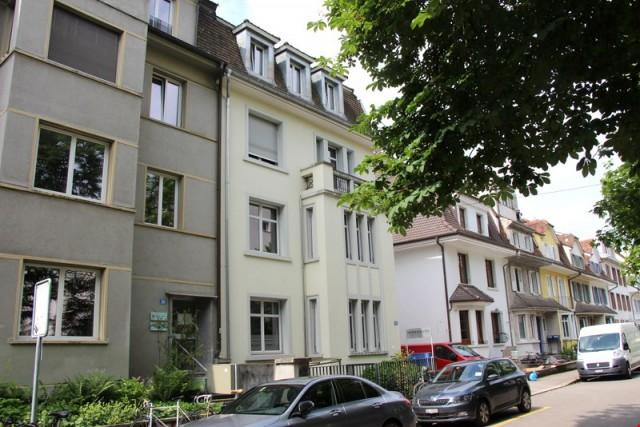 Gepflegte Liegenschaft Nähe Bahnhof Basel SBB 24461470