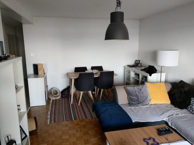 Appartement 3.0 pieces avec vue sur le lac et les Alpes 28753957