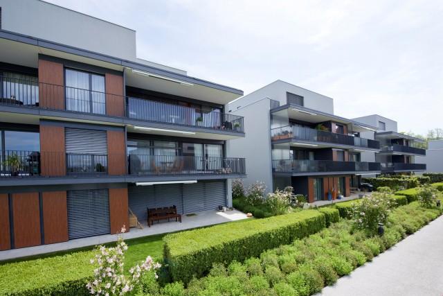 Stilvolle Eigentumswohnung mit Blick ins Grüne 27472695