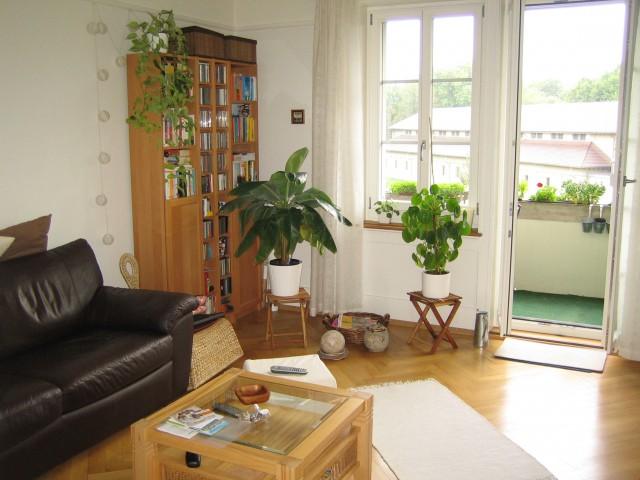2.5 Zimmer - Wohnung mit Mansarde in Stadtnähe 20047433