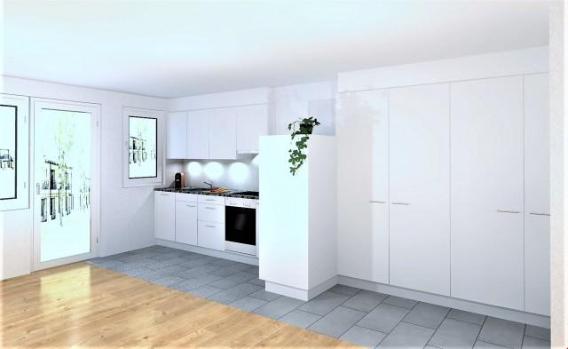 «Ruhige 2,5 Zi-Wohnung mit 2 Balkone! 2 Gehmintunen zur Alts 30264261