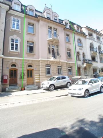 Vierfamilienhaus an bester Lage im Gundeli 24461234