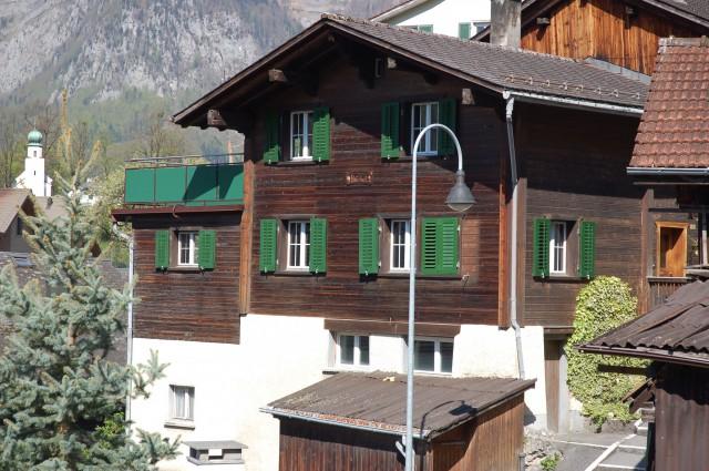 Charmantes Chalet / Haus / ca 90m2 mit Parkplatz und Bergsic 32275542