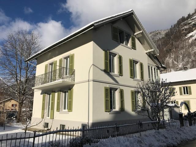 3.5 Zimmer Wohnung in Meiringen