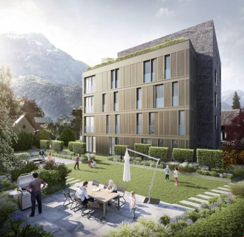 4.5-Zimmer-Wohnungen - Exklusive Lage mitten in Altdorf 28302503