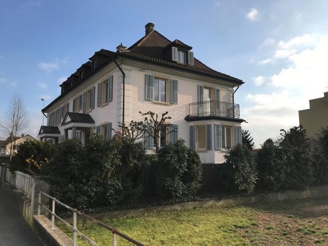 Stilvoll renovierter Hausteil im Zentrum Weinfeldens 31429315