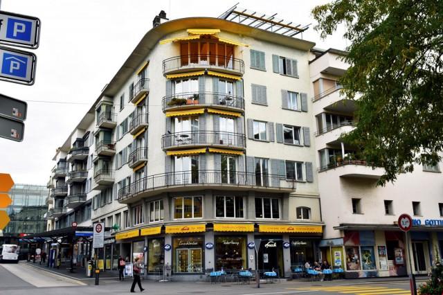 127m2 Bürofläche unmittelbar am Bahnhof Zug 27472725
