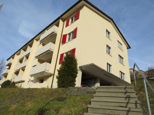 3-Zimmer-Wohnung mit Balkon 21636769