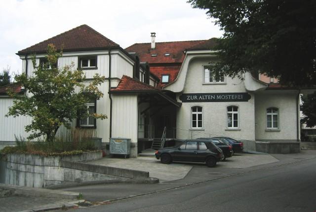 PW-Einstellhallenplatz beim Bahnhof in Oberdiessbach 31019745