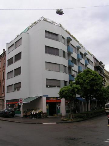 neu renovierte 1-Zimmer-Attika-Wohnung in Kleinbasel 20476205