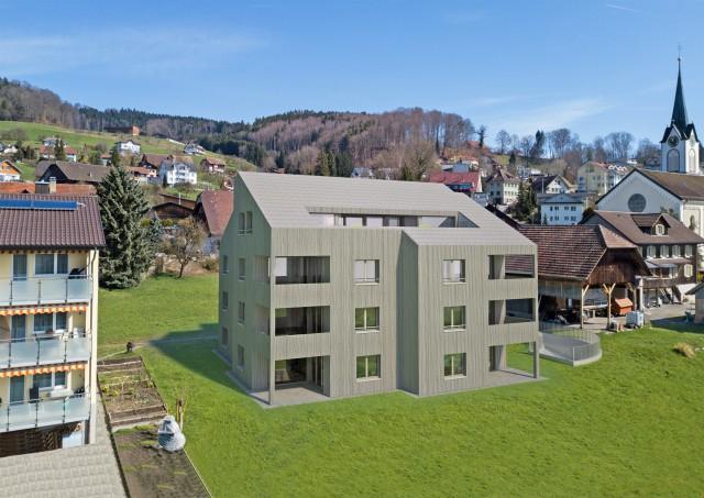 4.5 Zimmer Dach- und Geschosswohnung zu verkaufen 25472820