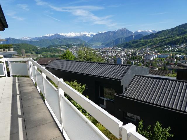 Wohnen mit Panoramablick am Sonnenberg 19607346
