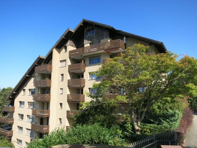 Attraktive 3.5 Zi.-Wohnung mit Sitzplatz und Balkon 23649976