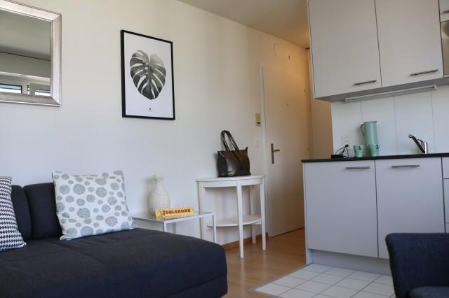 Möblierte 1Zimmer-Wohnung zentral, ruhig mit Balkon und Lift 31416585