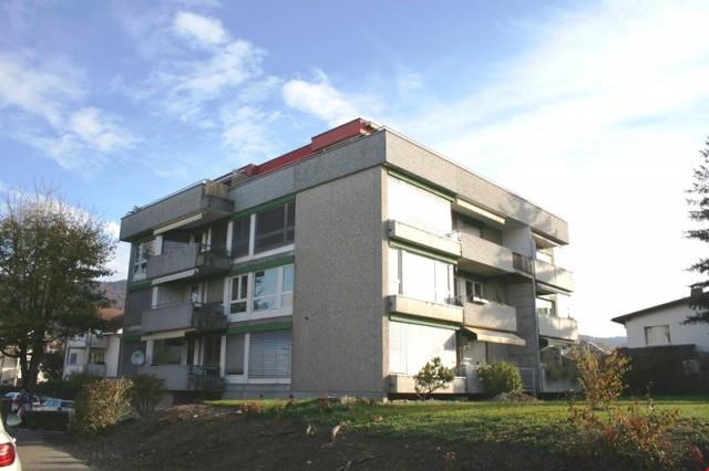 Joli appartement de 2,5 pièces avec garage individuel 22028764