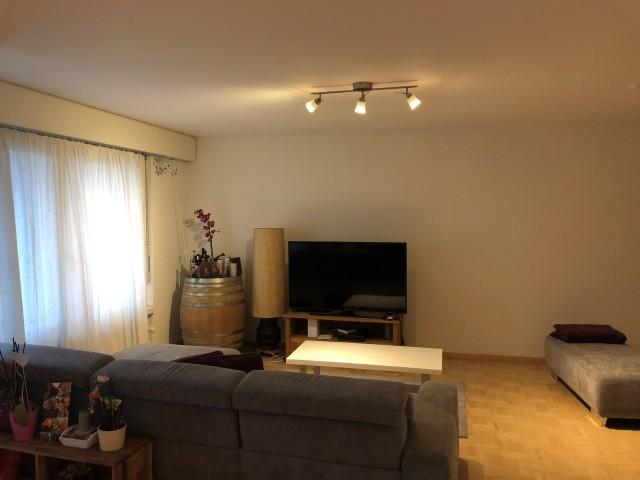 Privatverkauf: 5 Zimmer-Wohnung mit Garagenplatz, Hobbyraum  27365356