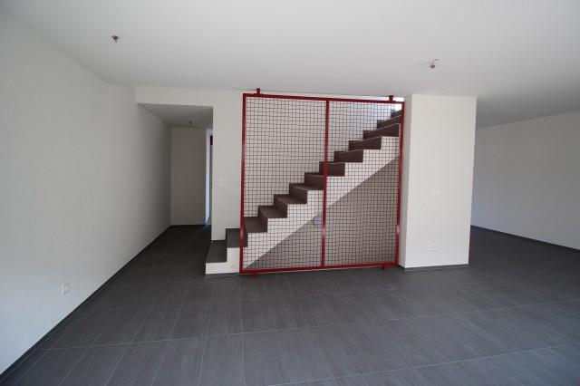 Treppenaufgang zum 1. Stock