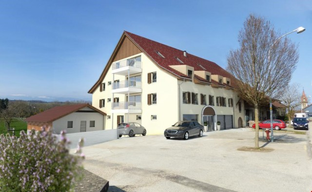 Essertines sur yverdon immobilier ventes maison for Appartement sur yverdon