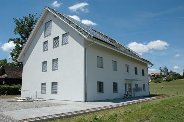 Haus Bernstrasse 6