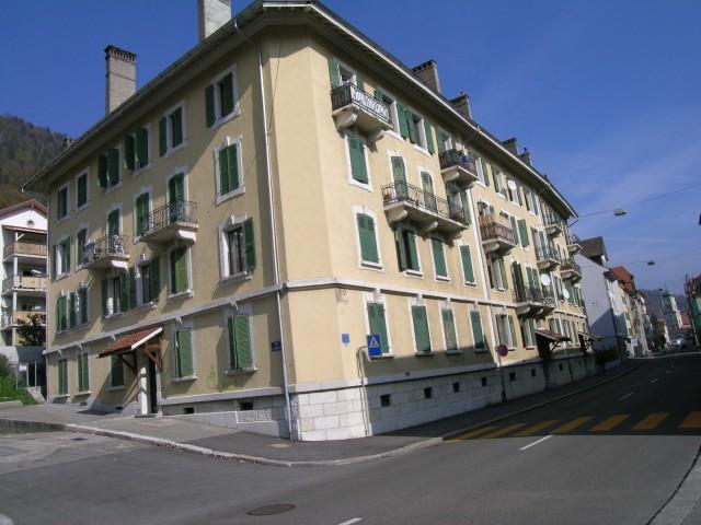 St-Imier, 3 pièces au 1er étage 19618978