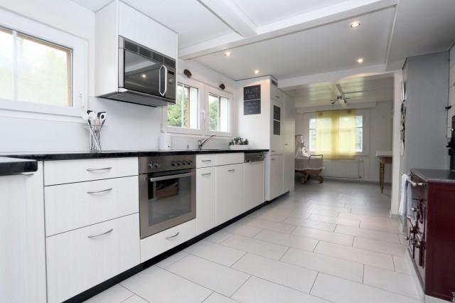 Gemütliches Einfamilienhaus mit herrlicher Aussicht in den A 25460458