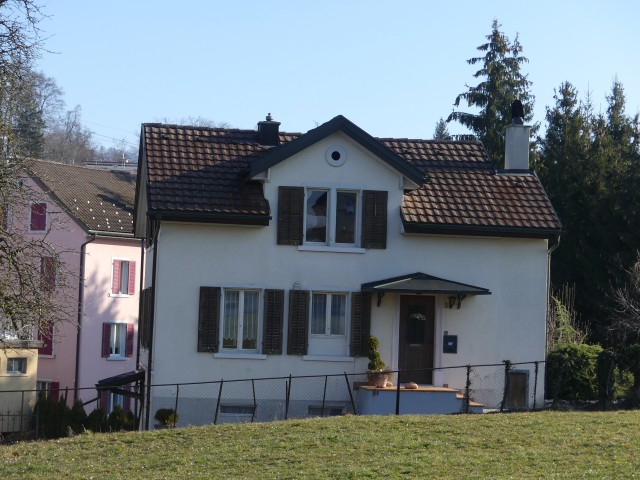 Freistehendes Einfamilienhaus mit Swimmingpool 29496418