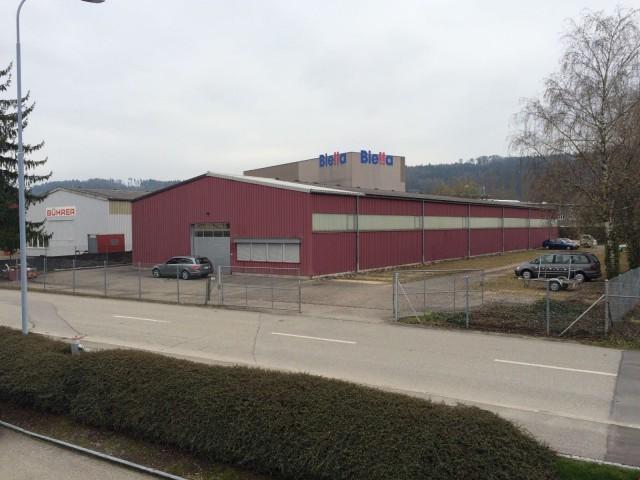 Grand local industriel de 525m2 20070729