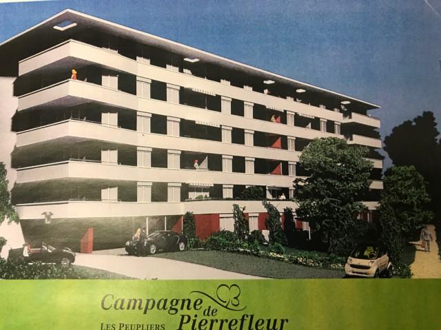 A vendre appartement 4 1/5 pces immeuble résidentiel 22339757