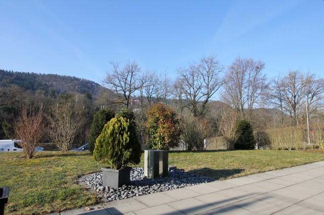 Topmoderne 5½-Zimmer Gartenwohnung direkt am idyllischen Rhe 23663638