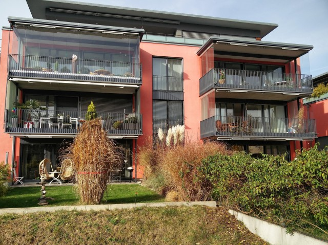 4,5-Zimmer-Eigentumswohnung 130m2 mit Garten, sonnig, ruhig 22811547