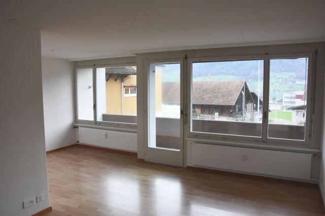 3 1/2 Zimmerwohnung an guter Lage in Sachseln 22069753