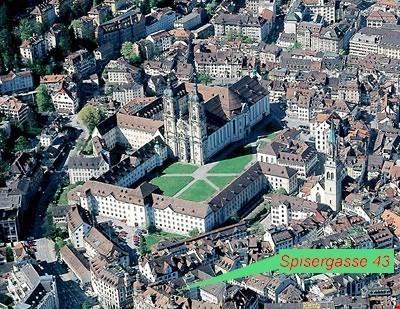 Venezia - möblierte 1-Z-Dach-Wohnung - Zentrum St. Gallen 19668431