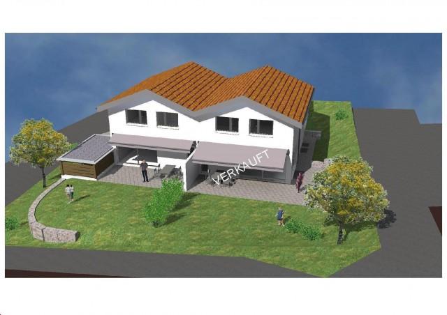 Einfamilienhaus mit Autounterstand in Liebistorf 27018118