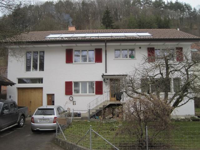 3.5 Zimmer Wohnung in einem 2 Familienhaus 22752753