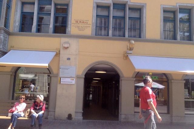 Büro/Atelier Zentrum Schaffhausen 24448528