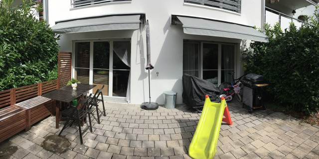 3.5 Zimmer-Maisonette-Wohnung, EG/1. OG mitte Einzelgarage 25972315