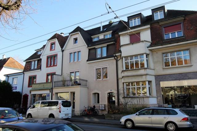Schönes Mehrfamilienhaus an der Grenze Basel Allschwil 22822453