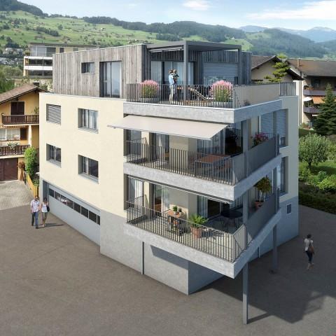Sehr schöne hochwertige Eigentums-Wohnung 20796265