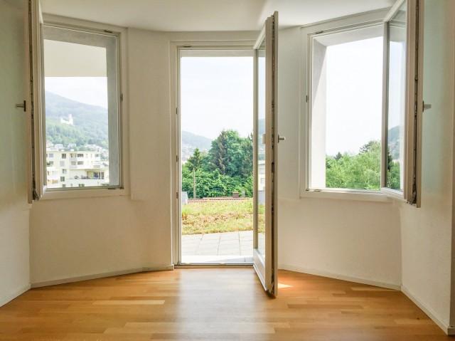 1-Zimmerwohnung mit Blick auf Schloss Bechburg 24425923