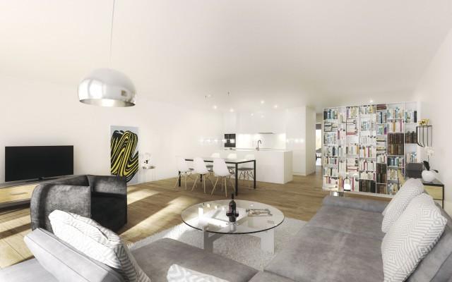 3.5-Zimmerwohnung mit Mehrwert 25110905