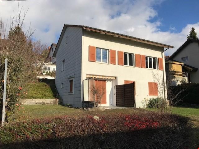 4 1/2-Zimmer Wohnhaus an bevorzugter Lage in Selzach 27486973