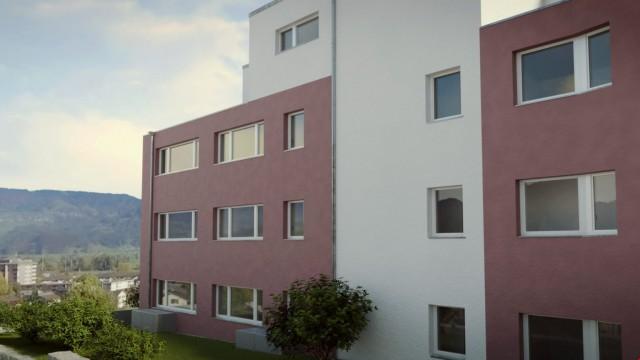 Miteigentum an 2 Neubau-Mehrfamilienhäusern mit ca. 7.0% Ren 22030238