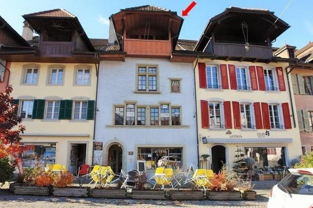 Wohn- und Geschäftshaus im Herzen von Büren an der Aare 29181953