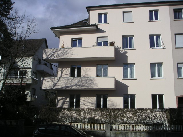 3-Zimmer Dachwohnung nähe Hauptbahnhof Solothurn 22070529